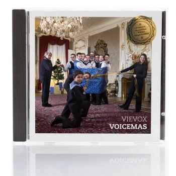 Voicemas Cover