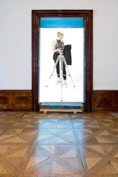 Ausstellungsansicht: »Glance«