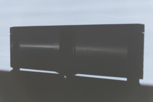 Detail Rückwand